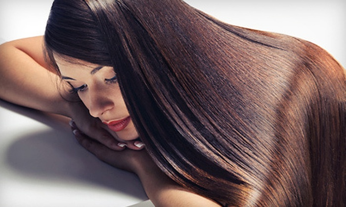 Comfort Zone Salon - Swissvale: One or Two Keratin Smoothing Treatments at Comfort Zone Salon (Up to 68% Off)