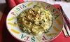 Italienisches 3-Gänge-Menü