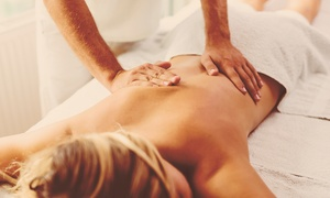 Toppers Spa: Massage, Facial, Mani-Pedi, or Airbrush Tan at Toppers Spa (Up to 44% Off). 18 Options Available.