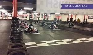 TeamKarting: Up to 80 Laps of Go-Karting at TeamKarting