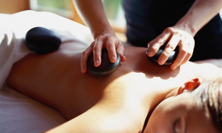60- or 90-Minute Massage with Hot Stones at Loose Massage Therapy Plus (Up to 49% Off)