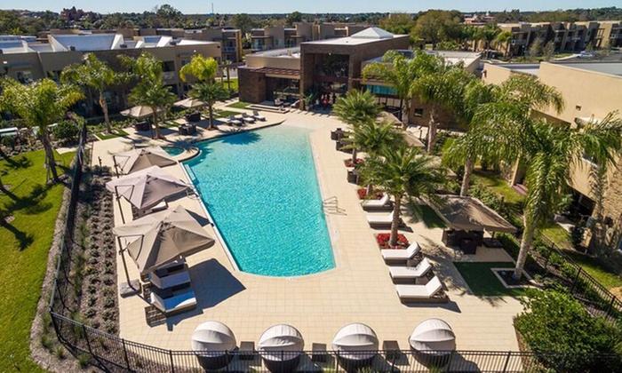 4.5-Star Luxury Villas near Orlando Theme Parks