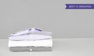 HMK Masskonfektion: Exklusives Herrenhemd aus Bambusfaser in verschiedenen Farben und Größen nach Wahl von HMK Masskonfektion (60% sparen*)