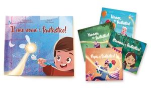 The Story Tailors: Fino a 5 libri illustrati e personalizzati per bambini offerti da Story of My Name (sconto fino a 67%)