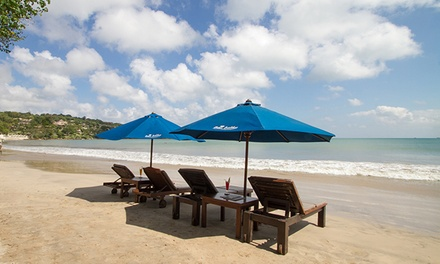 Bali: Stay 3, 5 or 7 Nights For Two With Breakfast and Transfers at Bali Baliku Beach Front Luxury Private Pool Villas