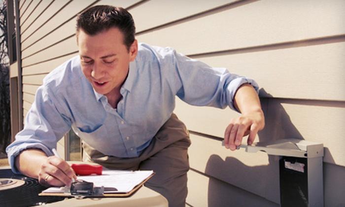 Esco Home Services - Salt Lake City: $39 for a Full-Home Energy Assessment from Esco Home Services ($299 Value)