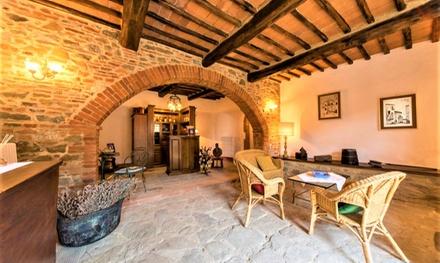 Toscana: fino a 3 notti in appartamento con colazione e Wellness Casale Rosennano
