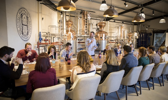 Gin Distillery Tour For Two Hayman S Groupon