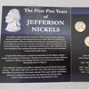 The First 5 Years of Jefferson Nickels