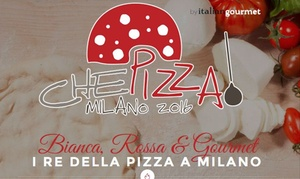 ChePizza: ChePizza! - Ingressi per una o 2 persone dal 28 al 30 ottobre al Superstudio Più di Milano, in via Tortona