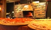 M&M's Tap & Tavern Wood Fired Pizza - New Lebanon: Wood-Fired Pizza, Wings, Drinks at M&M's Tap & Tavern Wood Fired Pizza (Up to 52% Off). Two Options Available.