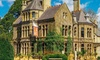 Wiltshire: 1- or 2-Night Stay with 6-Course Dinner