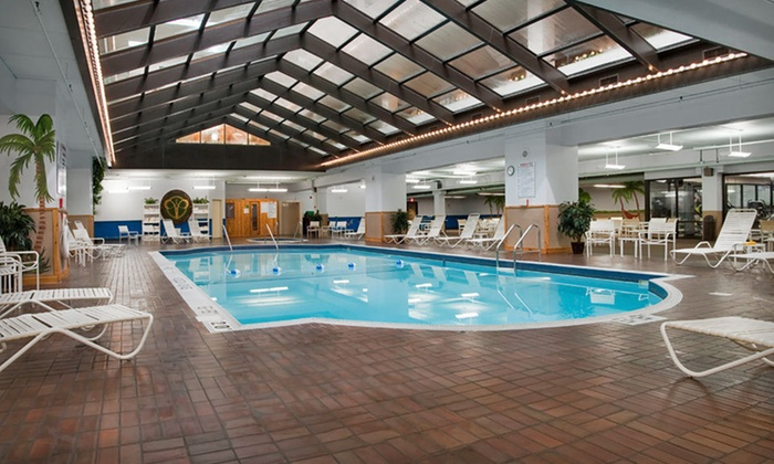 null - Milwaukee: Stay for Two at Radisson Paper Valley Hotel in Appleton, WI