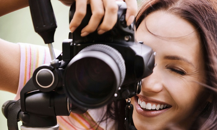 Charlie's Angels Photography - Multiple Locations: $39 for a Two-Hour Digital-Camera Class at Charlie's Angels Photography ($99 Value)
