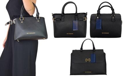 856055854a Borse in pelle Tru Trussardi disponibili in vari modelli e colori ...