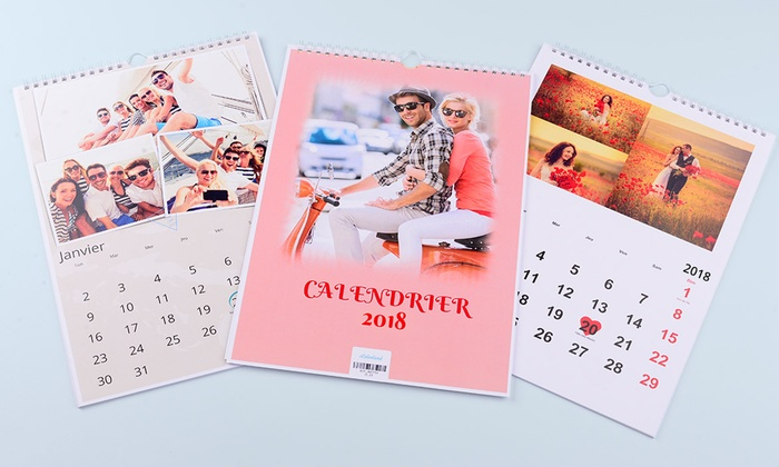 Httpcalendrier Carrefourdrivecom.Calendriers Photo Personnalises Colorland Groupon