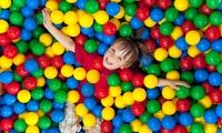 Tageskarte für Indoor-Spielplatz ínkl. Softdrink für 2 oder 3 Kinder bei Kinder KOCHSPASS (43% sparen*)