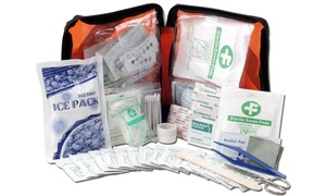 Home First Aid Kit (220-Piece)