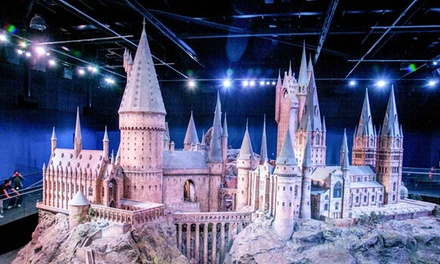 London: 1-3 Nights with Breakfast and Harry Potter Warner Bros Studios Ticket at Royal National Hotel