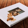 Up to 89% Off Leather Debossed Photo Books from Printerpix