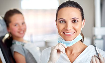 85% Off Dental Exam Package at Desert Dental Group