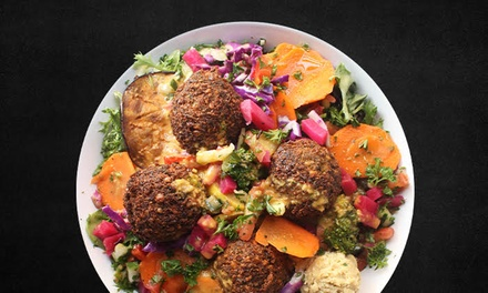 $8 for $15 Worth of Mediterranean Cuisine at Mezeh Mediterranean Grill