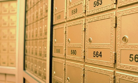 Up to 57% Off Personal mailbox rental. at The UPS Store Downtown Naples