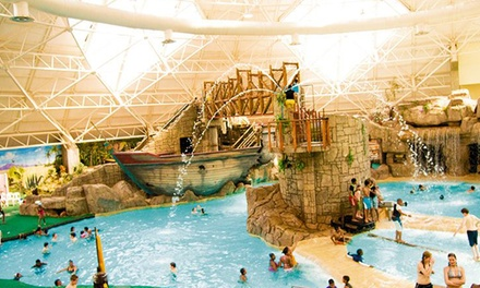 Emerald Casino Aquadome: Entry to Aquadome Water Park from R129 for Two (41% Off)