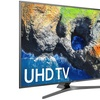 "Samsung 55"" 4K UHD Smart LED TV (2017 Model) (Refurbished)"