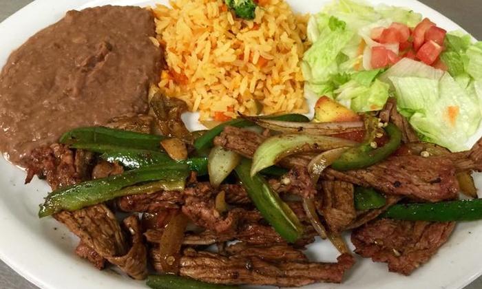 El Rincon De Jalisco - Houston: Up to 40% Off Mexican Food at El Rincon De Jalisco