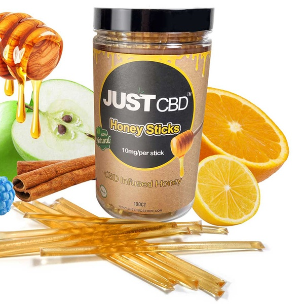 CBD Honey Sticks & Coconut Oil
