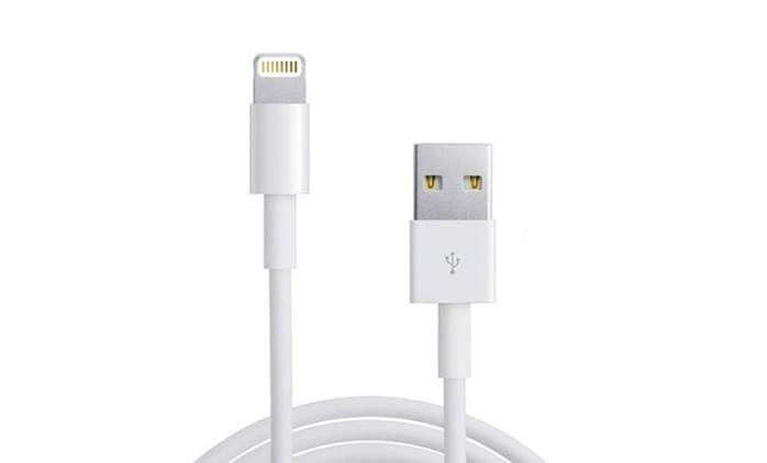 Lightning Charger Cables for iPhone 5/6/6s/7 or iPad Air/Mini