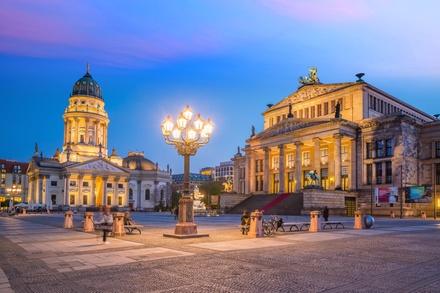 Berlino: camera doppia standard con colazione per 2 a 69€euro