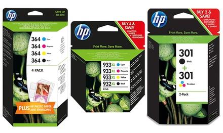 HP Druckerpatronen-Multipack (bis zu 37% sparen*)