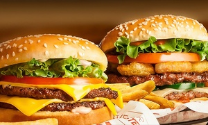 Red Robin: Burgers, Sandwiches, and Sides for Two or Four at Red Robin (40% Off)