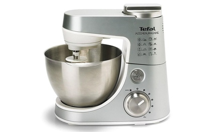 Tefal QB405D40 Kitchen Machine with Blender and Cutter for...