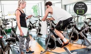 Academia Dangle Fitness:  Plano de academia mensal, trimestral, semestral ou anual na Academia Dangle Fitness – Vila Gumercindo
