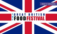 Great British Food Festival, 27–29 May at Weston Park (Up to 32% Off)