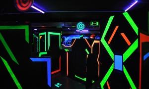 Labirynt Laser Tag Szczecin : Urodziny w Labirynt Laser Tag Szczecin: gra dla 10 osób za 199,99 zł i więcej opcji (do -55%)