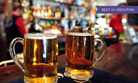 Entry, Seating, Table Service and a Two Pint Stein for Up to Six at Stein Bier Keller York (50% Off)