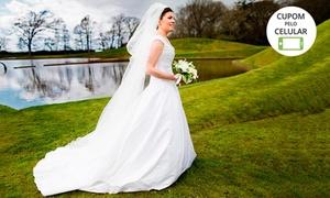 Moda Festa: Moda Festa – Tristeza:aluguel de vestido de noiva completo, vestido de aia e traje completo de pajem