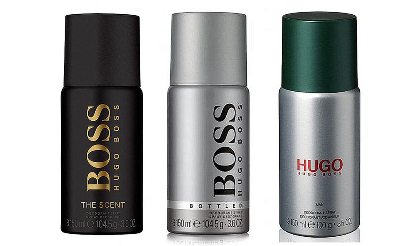 Hugo Boss Deodarant Spray or Shower Gel
