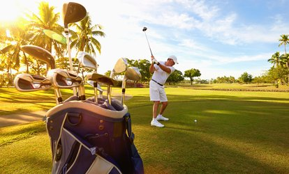 image for One or Two PGA Golf Lessons for One or Two PGA Golf Lessons for Two People at Paul Roberts Golf Centre (Up to 80% Off)