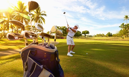 PGA Golf Lesson