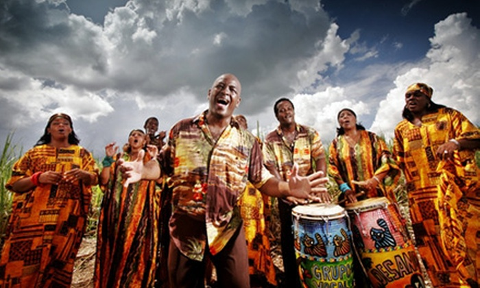 The Creole Choir of Cuba - King-Lincoln Bronzeville: One or Two Tickets to See The Creole Choir of Cuba at Lincoln Theatre on September 27 at 8 p.m.