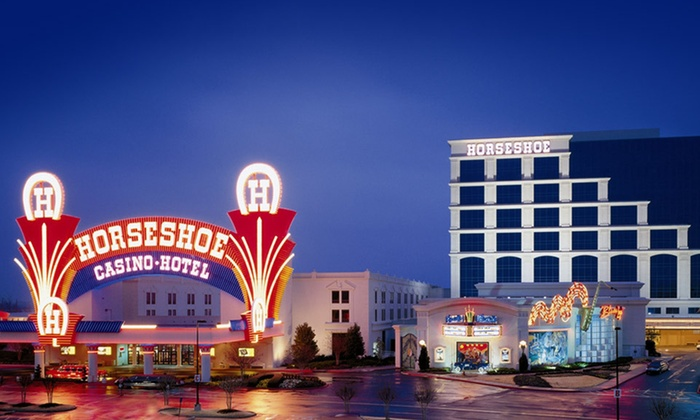 Horseshoe Casino and Hotel Tunica - Robinsonville, MS: Two-Night Stay at Horseshoe Casino and Hotel Tunica in Robinsonville, MS