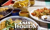Casa Tequila - Tiffin: $5 for $10 Worth of Cuisine and Drinks at Casa Tequila Authentic Mexican Grill