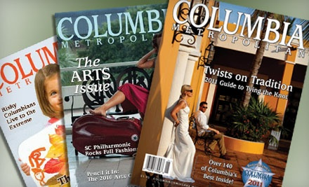 Columbia Metropolitan magazine - Columbia Metropolitan magazine in Columbia