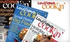 """Louisiana Cookin'"": $20 for a One-Year Subscription to ""Louisiana Cookin'"" and Recipe CD"