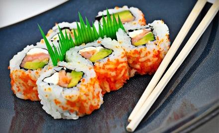 $25 Groupon to Big Eye Sushi Bar - Big Eye Sushi Bar in Scottsdale